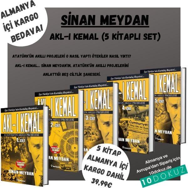AKL-I Kemal 5 Kitap (SET)