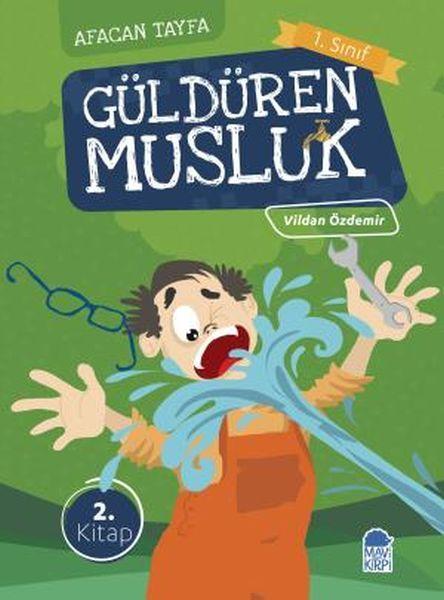 Afacan Tayfa 1. Sınıf Okuma Kitabı - Güldüren Musluk