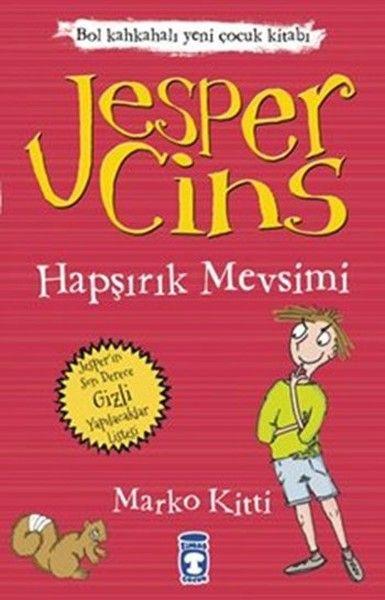 Jesper Cins Hapşırık Mevsimi