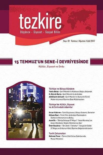 Tezkire Dergisi Sayı 61