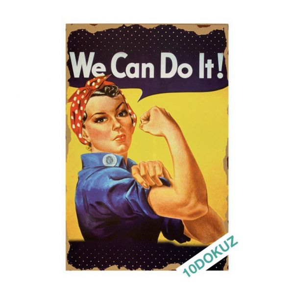 We Can Do İt!