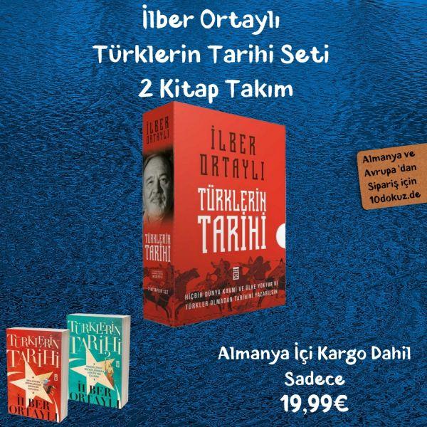 Türklerin Tarihi Kutulu Set 2 Kitap