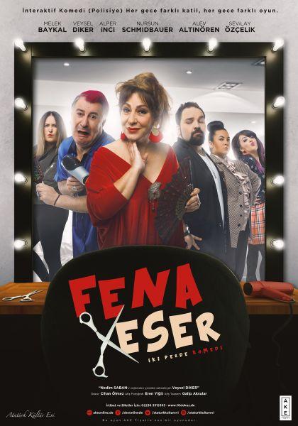 Fena Keser - Frankfurt (05.05.2019)