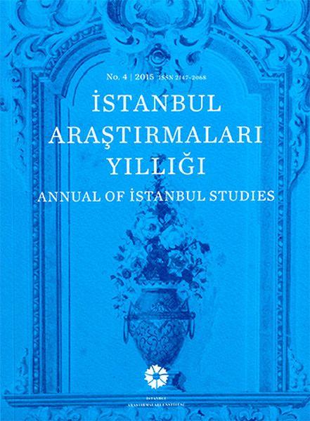 İstanbul Araştırmaları Yıllığı No.4 2015
