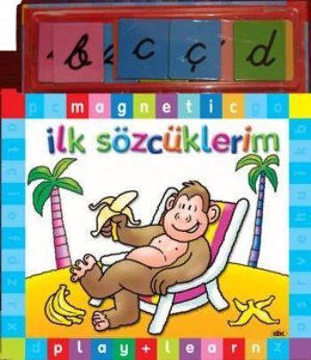 Magnetic Play Learn İlk Sözcüklerim Ciltli