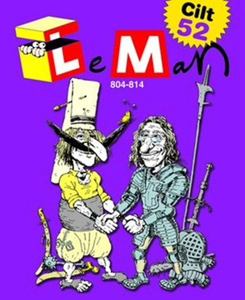 Leman Dergisi Cilt: 52 (804 - 814)