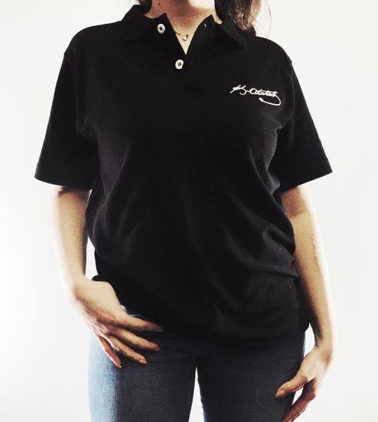 Polo Shirt Atatürk Siyah