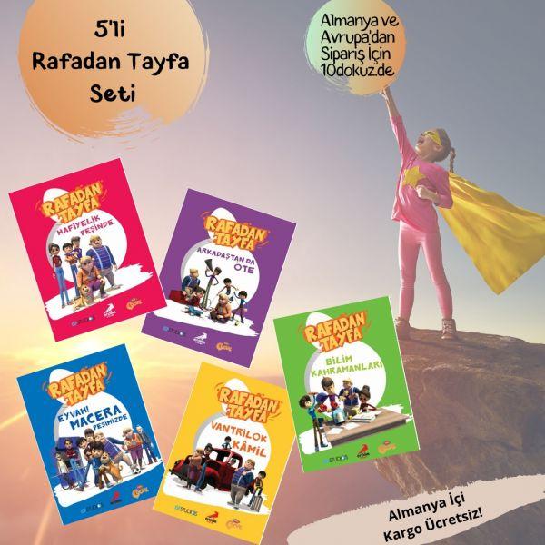 Rafadan Tayfa 5'li SET