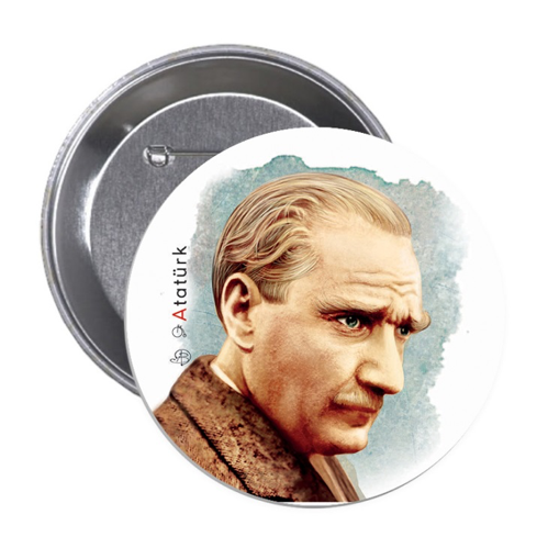 Atatürk 3 - Button