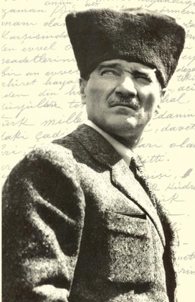 Mustafa Kemal Atatürk Defter 5