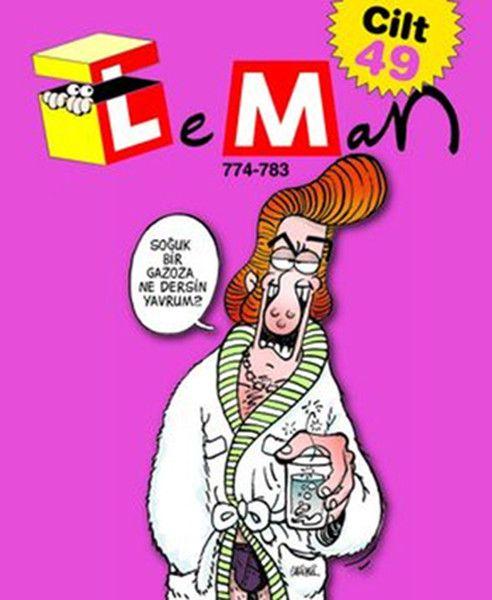 Leman Dergisi Cilt: 49 (774 - 783)